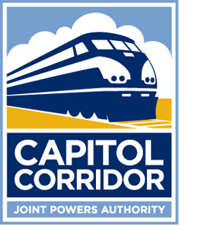 Project and Capitol Corridor logos